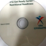 Nutrition Readiness DVD (3 To Get Ready Series)